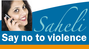 Saheli say no to violence